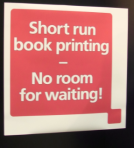 Short run books