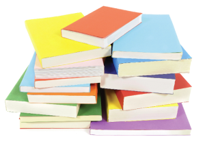 Pile of books (1)