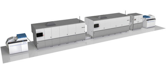 Druck auf Offsetpapier mit Ricoh Pro VC60000